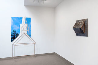 Frank Poor: Mined and Measured, installation view