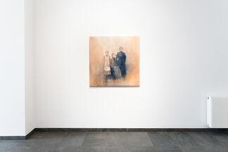 Maciej Olekszy | Internal dialogue - a portrait of Polish-German relations, installation view