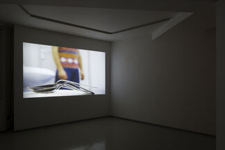 Mark Barker | Stuart Certain, installation view