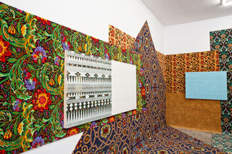 a devil to pay, installation view