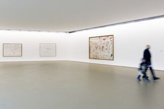 Cy Twombly: Painting and Sculpture, installation view