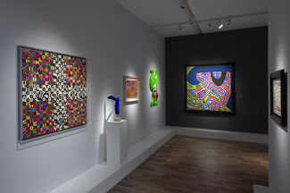 Opera Gallery at BRAFA 2020, installation view