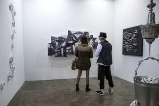 Galeria Nara Roesler at Art Basel in Hong Kong 2015, installation view