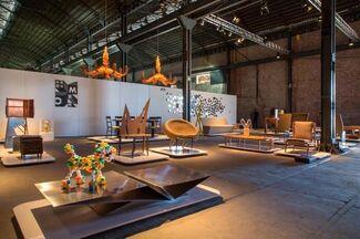 Mercado Moderno at ArtRio 2014, installation view