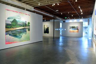 Peter Waite: Thresholds, installation view