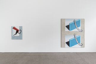 Anne Neukamp - L'Object familier, installation view