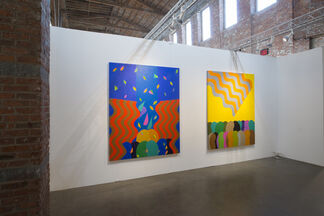 Taymour Grahne Gallery at 1:54 Contemporary African Art Fair New York 2017, installation view
