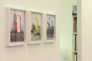 Sometimes You See Your City Differently, installation view