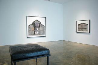 George Dombek, installation view