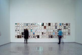 Dutch Pavilion, installation view