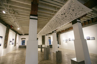 It will be short: the interim is mine, installation view