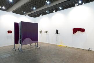 DITTRICH & SCHLECHTRIEM at ZⓈONAMACO 2018, installation view