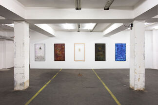 RECIPROCAL ACTION - Magni Borgehed, installation view