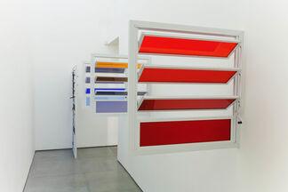 Duplas, installation view