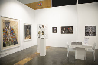 ARTCO Gallery at Investec Cape Town Art Fair 2019, installation view