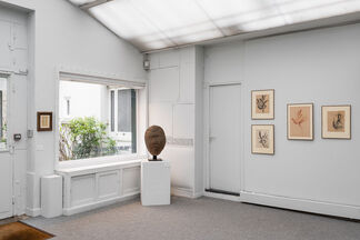 Drawings by sculptors, installation view