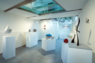 NIPPON: Contemporary Arts & Crafts from Japan, installation view