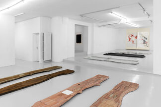Past Shows, installation view