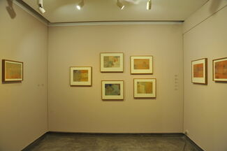 Diary Entries curated by Gayatri Sinha, installation view