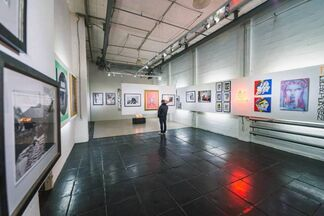 The New Wave Uncut, installation view
