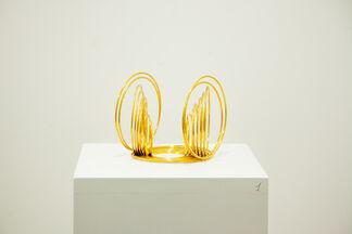 Yaacov Agam: 51 Steps, An Upward Exhibition, installation view