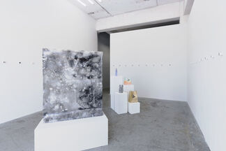 Aoyama   Meguro at Material Art Fair 2019, installation view