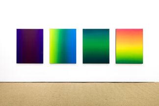 Matti Braun: Sol Bo, installation view