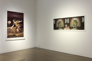 Rose and George, installation view