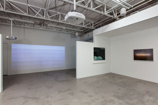 RE-SURVEYING: Measuring Site, installation view