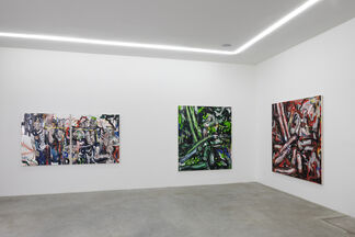 If You Can Read This, You're In The Wrong Place - John Copeland, installation view