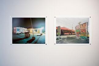 Jim Dow: Taco Trucks, Taquerías, and Carritos, installation view