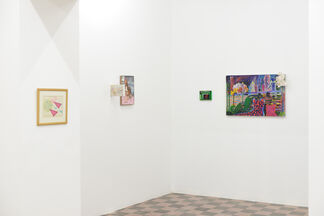 TIGER-POEMS & SONGS FOR HURRICANES, curated by ANDRÉS GONZALEZ., installation view