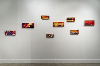 Claire Healy & Sean Cordeiro - Architects of Destruction, installation view