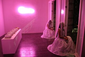 'Ven a mí' by Orly Anan, installation view