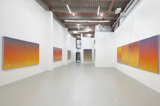 Isaac Aden: Vespers and Auroras, installation view