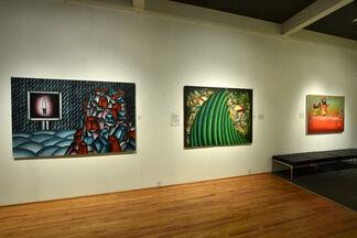 ARTvisions International, installation view