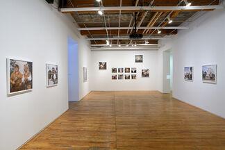 Naomi Harris: EUSA, installation view