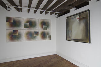 Visible Traces, installation view