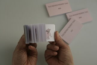 Parastou Forouhar: Reimaging The Illusion, installation view