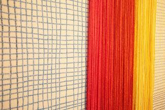 //thread, installation view