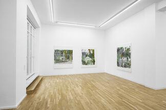 Troels Wörsel, installation view