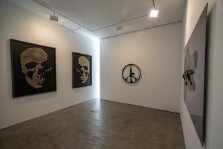 One Less Gun, installation view