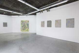 Chris Hood & Carl Mannov, installation view