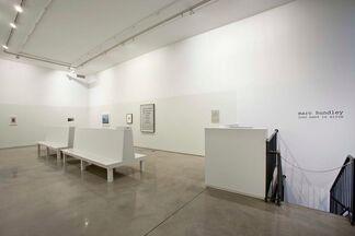 "Marc Hundley - ""Joan Baez is Alive"", installation view"