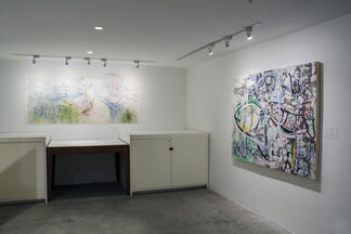 Contemporary Master Drawings, installation view