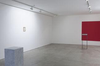 Andrew Lacon, installation view