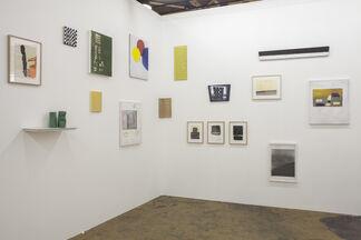 Kristof De Clercq at Art Rotterdam 2017, installation view