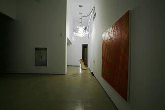 Light on, installation view