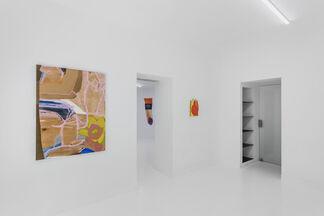 Sarah Faux: Pucker |莎拉·福克斯:撅, installation view