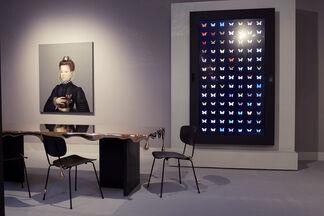 Priveekollektie Contemporary Art | Design  at PAD London 2015, installation view